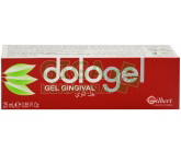 Dologel gel na prořezávání zoubků 25ml