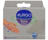 URGO Burns Na popál.lipid.síťka5x5cm/6ks