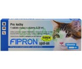 FIPRON 50mg k nakapání na kůži-spot-on pro kočky