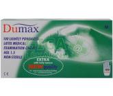 Rukavice DUMAX latex.nest.M 100ks pudr