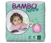 BAMBO Nature XL plen.k. 16-30kg 22ks
