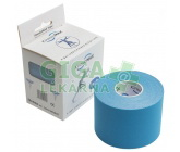 KineMAX 4Way kinesiology tape modrá 5cmx5m