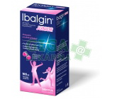 Ibalgin Junior 40mg/ml por.sus.1x100ml