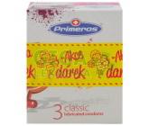 Prezervativ Primeros Classic a Sensitive 3ks 1+1