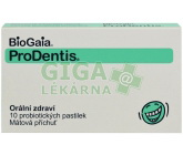 BioGaia ProDentis orální probiotikum 10 tablet