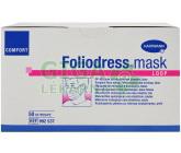 Foliodress Mask Loop Comfort modrá 50 ks