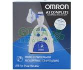 Inhalátor kompr.OMRON A3 Complete profes.i domácí