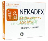 Nekadex 10 tobolek