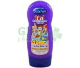 Bübchen Sprchový gel, šampon+balzám 3v1 230ml