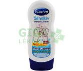 Bubchen Kids sensitive šampon a sprchový gel 230ml