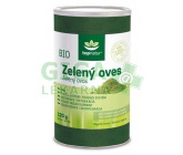 BIO Zelený oves 120 g TOPNATUR