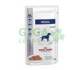 Royal Canin VD Dog kaps. Renal 10x150g