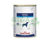 Royal Canin VD Dog konz. Renal Special 410g