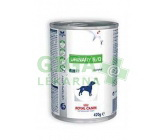 Royal Canin VD Dog konz. Urinary 410g
