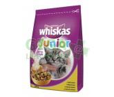 Whiskas dry Junior - kuřecí 300g