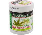 Herb Extract Cannabis Konopná mast 125ml