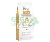 Brit Care Grain Free Dog Senior&Light S & P 12kg