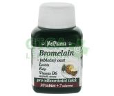 MedPharma Bromelain+jabl.ocet+lecitin tbl.37