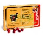Bioaktivní Karoten Rodinné balení cps.90+30