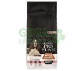 PRO PLAN Dog Adult Medium&Large 7+ Sens.Skin 14kg
