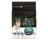 PRO PLAN Dog Adult Small&Mini 9+ 3kg