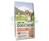 Purina Dog Chow Adult Sensitive - Salmon+Rice 14kg
