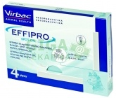 Effipro Spot-on Cat sol 4x0,5ml zelený