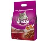 Whiskas dry - hovězí 1,4kg