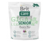 Brit Care Dog Senior Lamb & Rice 1kg