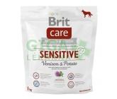 Brit Care Dog Sensitive 1kg