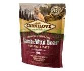 Carnilove Cat Adult Lamb & Wild Boar Grain Free 0,4kg