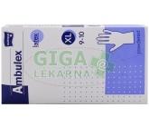 Ambulex rukavice latexové jemně pudrované XL 100ks
