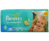 PAMPERS Active Baby VPP 5 Junior 50ks
