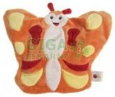 Hřejivý plyšák pro miminka CHERRY BELLY BABY Motýlek