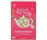 English Tea Shop Bio Super Ovocný Čaj 20s.