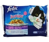 Felix cat-Fant.Multipac Junior v želé 4x100g