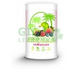 Altevita COCO natural 140g Tubus Redberries mix - instantní kokosová voda