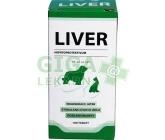 Liver pro psy a kočky 100 tbl