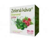 Zelená káva Diamond Linie 90+30 tb.ZDARM