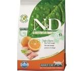 N&D Grain Free Cat Adult Fish & Orange 0,3kg