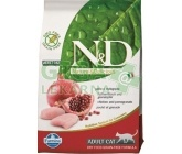 N&D Grain Free Cat Adult Chicken & Pomegranate 0,3kg