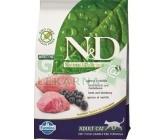 N&D Grain Free Cat Adult Lamb & Blueberry 0,3kg