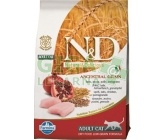 N&D Low Grain Cat Adult Chicken & Pomegranate 0,3kg