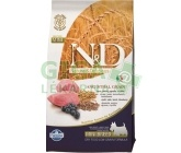 N&D Low Grain Dog Adult Mini Lamb & Blueberry 0,8kg