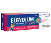 ELGYDIUM KIDS gel.ZP s fluorin.2-6 let 50ml jahoda