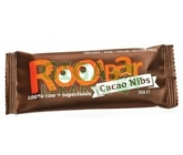 Allexx ROOBAR Kakaová tyčinka s mandlemi 30g BIO/RAW