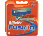 Gillette Fusion 4ks