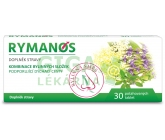 Rymanos 30 potahovaných tablet