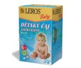 LEROS BABY Dětský čaj Nachlazení n.s.20x2g
