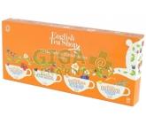 English Tea Shop Ovocný a bylinkový čaj 60 sáčků Dárková kazeta